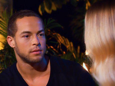Andrej ist sehr überrascht von Luisas Geständnis.