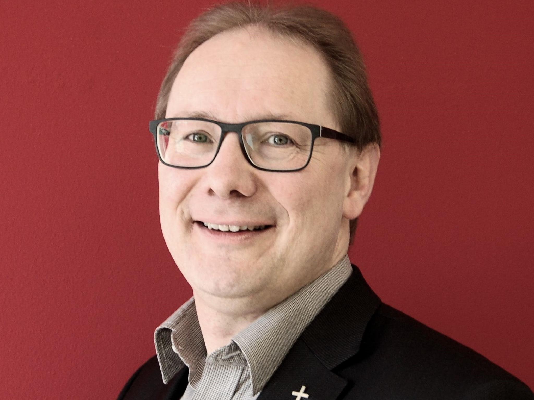 Pfarrer Thomas Eschenbacher. Foto: Markus Hauck (POW)