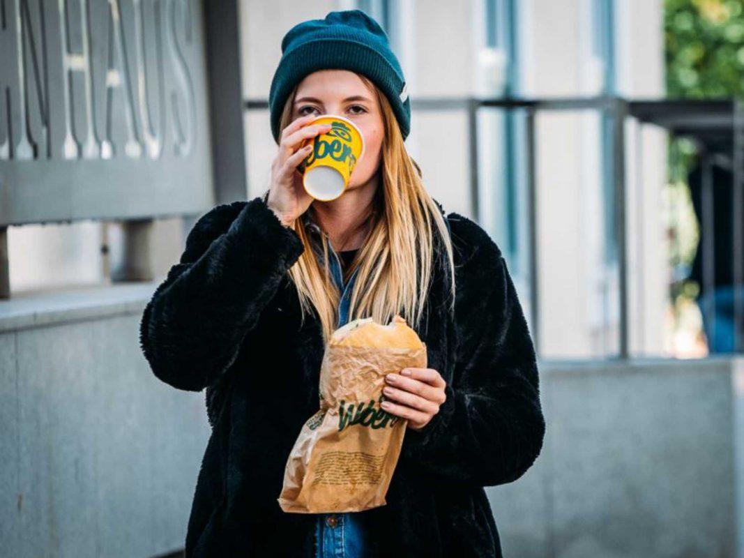 Leckere Snacks bei der Bäckerei Webers. Foto: Pascal Höfig