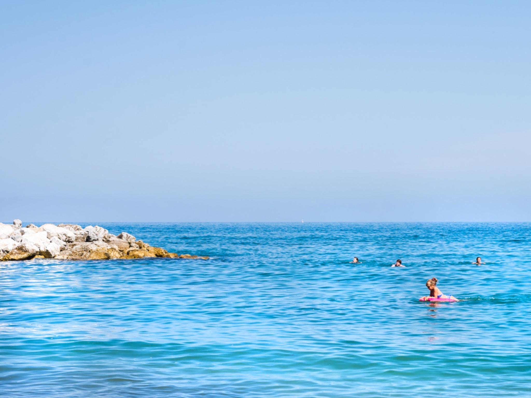 Urlaub am Meer. Foto: Pascal Höfig.
