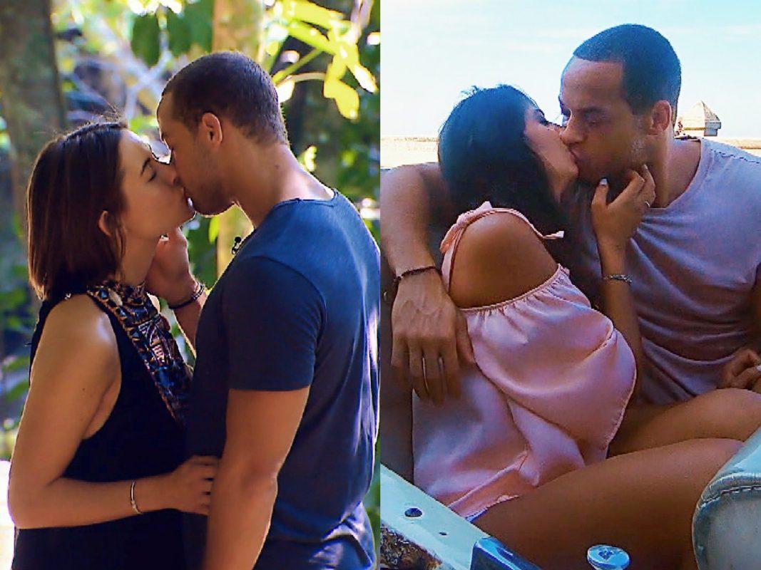 """Zwischen Jennifer und Andrej knistert es. In Havanna angekommen, erwartet Andrej als erstes Eva. Bei einer Carbiofahrt durch Kubas Hauptstadt lässt der nächste Kuss nicht lange auf sich warten. Alle Episoden von """"Der Bachelor"""" bei TVNOW: www.tvnow.de. Foto: MG RTL D"""