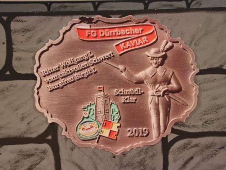 Am Samstag fand beim FG Unterdürrbacher Kaviar die 1. Alkoholfreie Prunksitzung statt. Foto: Hannah Pfriem, FG Unterdürrbacher Kaviar.