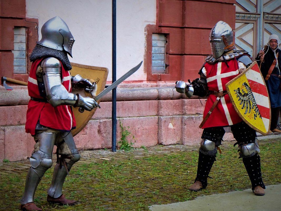 """Museumsfest """"Burgen und Ritter"""" Foto: Museum für Franken"""