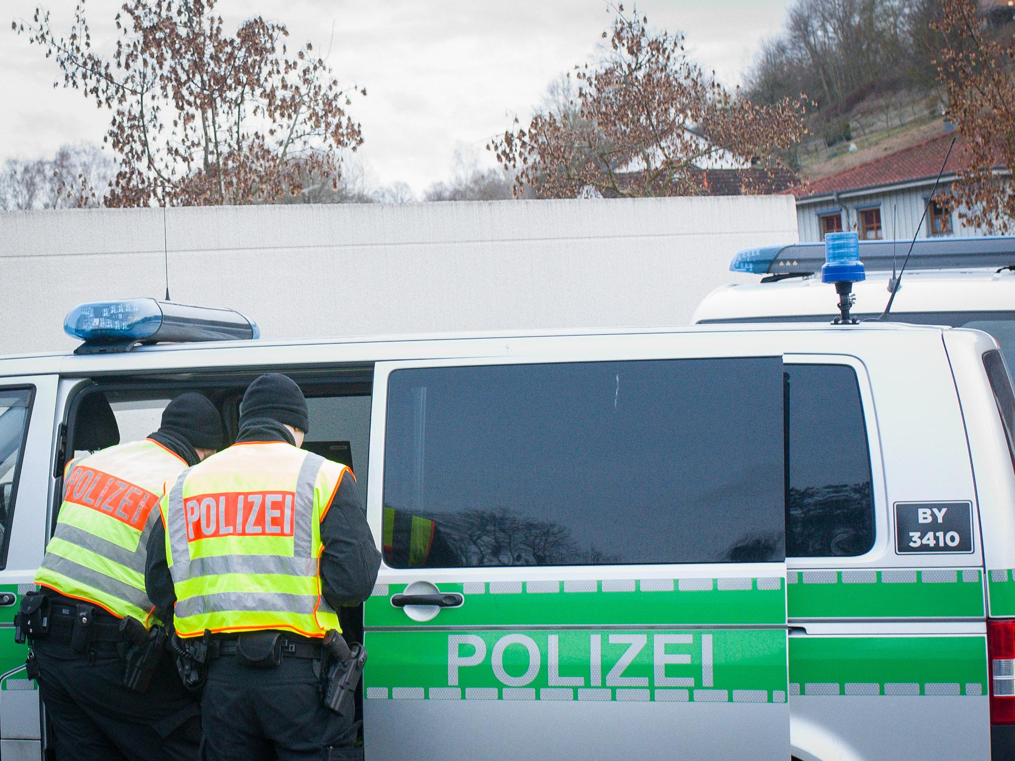 Polizisten aus Bayern, Baden-Württemberg, Hessen, Rheinland-Pfalz und Sachsen kontrollierten insgesamt 21.226 Personen und Fahrzeuge. Foto: Pascal Höfig