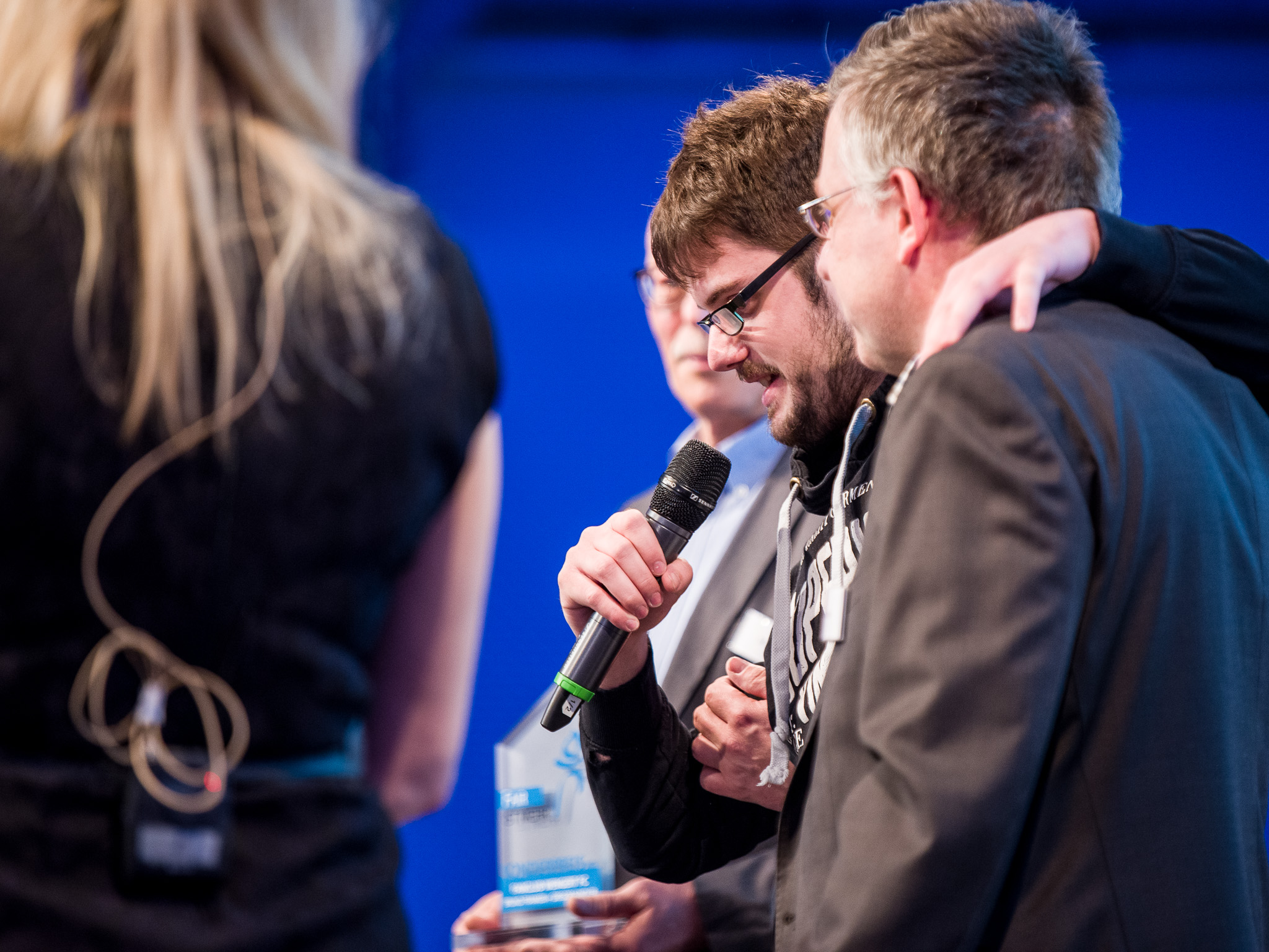 Erstmalig gab es auch einen Sonderpreis. Foto: Pascal Höfig