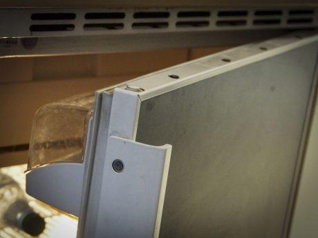 Alte Stromfresser gesucht - dem Gewinner des Wettbewerbs erwartet ein brandneuer Kühlschrank. Foto: Dominik Ziegler.