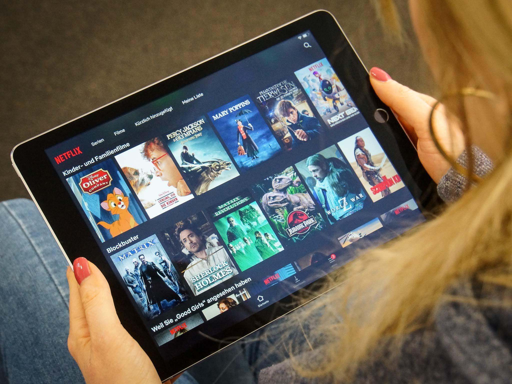 Netflix schnell & ohne Verzögerungen streamen. Symbolfoto: Dominik Ziegler