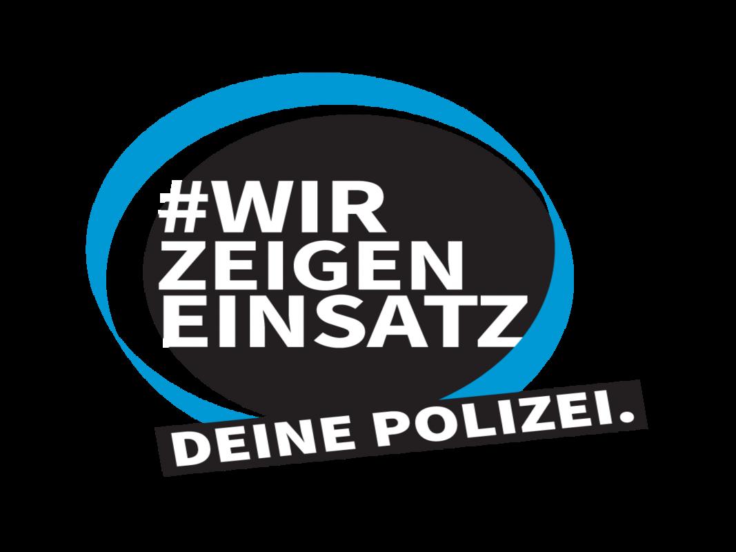 #WirzeigenEinsatz - der erste Erster länderübergreifende Sicherheits- und Kontrolltag; Foto: PP Unterfranken
