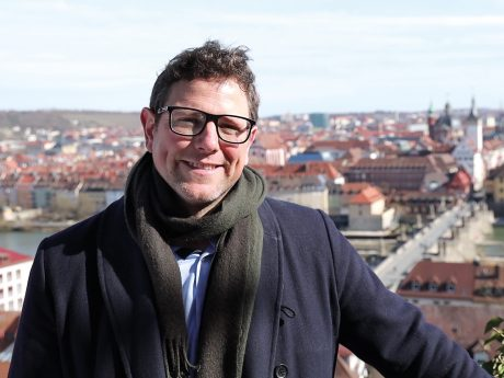 Grünen Politiker Martin Heilig. Foto: Indra Anders