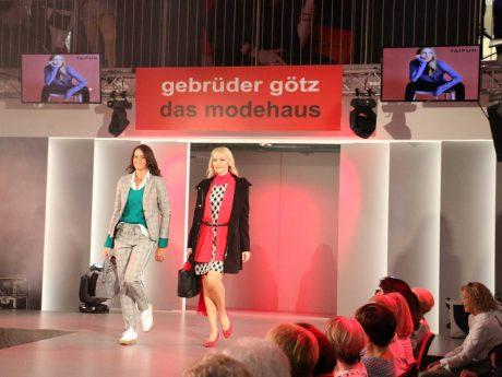 Tolle Styles im Modehaus Gebrüder Götz. Foto: Modehaus Gebrüder Götz