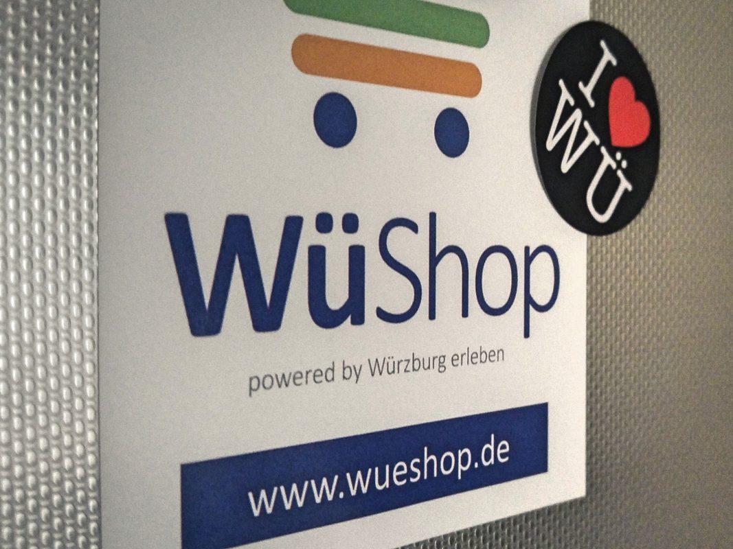 Der WüShop ist eingestellt! Foto: Dominik Ziegler
