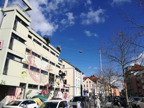 Der Stadtteil Zellerau. Foto: Jessica Hänse