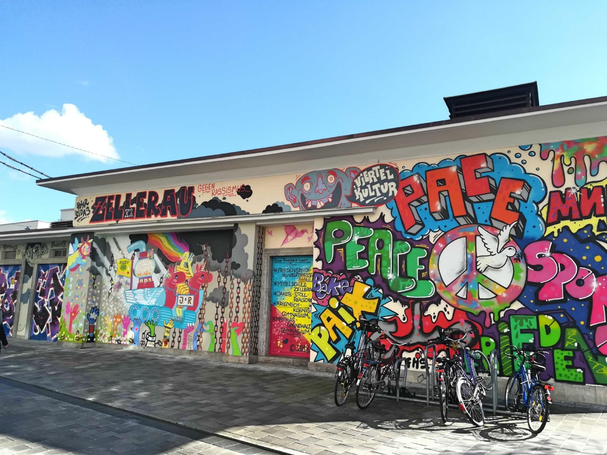 Zellerau: Immer noch ein Problemviertel? Foto: Jessica Hänse