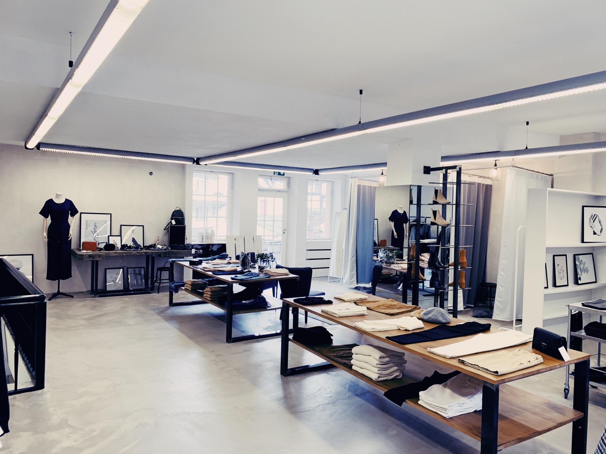 Concept Store mit Mode, Vintage, Design & Café. Foto: Arthur Rites