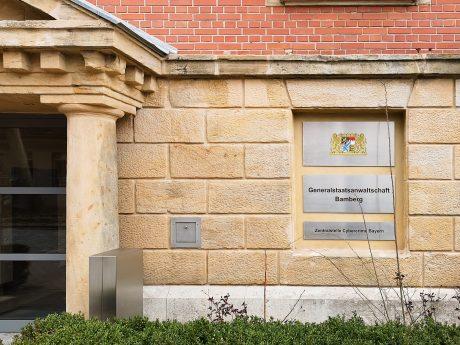 Die Zentralstelle Cybercrime Bayern (ZCB) mit Sitz in Bamberg. Foto: Zentralstelle Cybercrime Bayern (ZCB)
