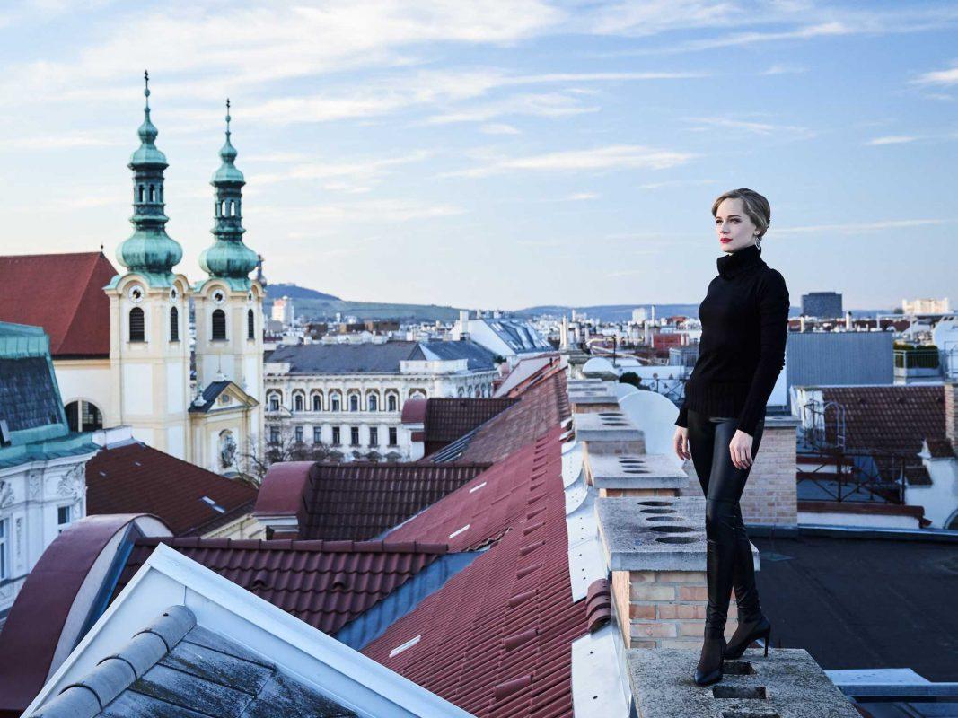 Die Sopranistin Anna Lucia Richter singt 2019 beim Mozartfest. Foto: Kaupo Kikkas