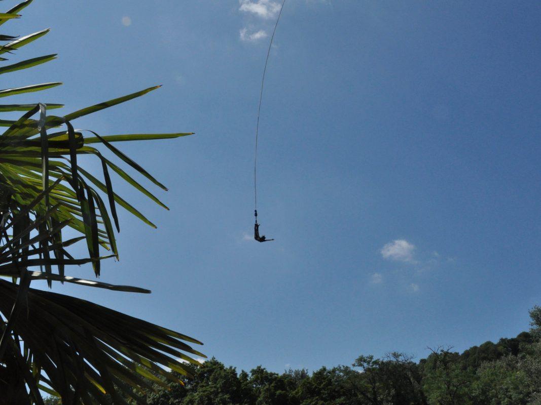 Das Bunte-Springen ist nicht für schwache Nerven! Foto: air4you