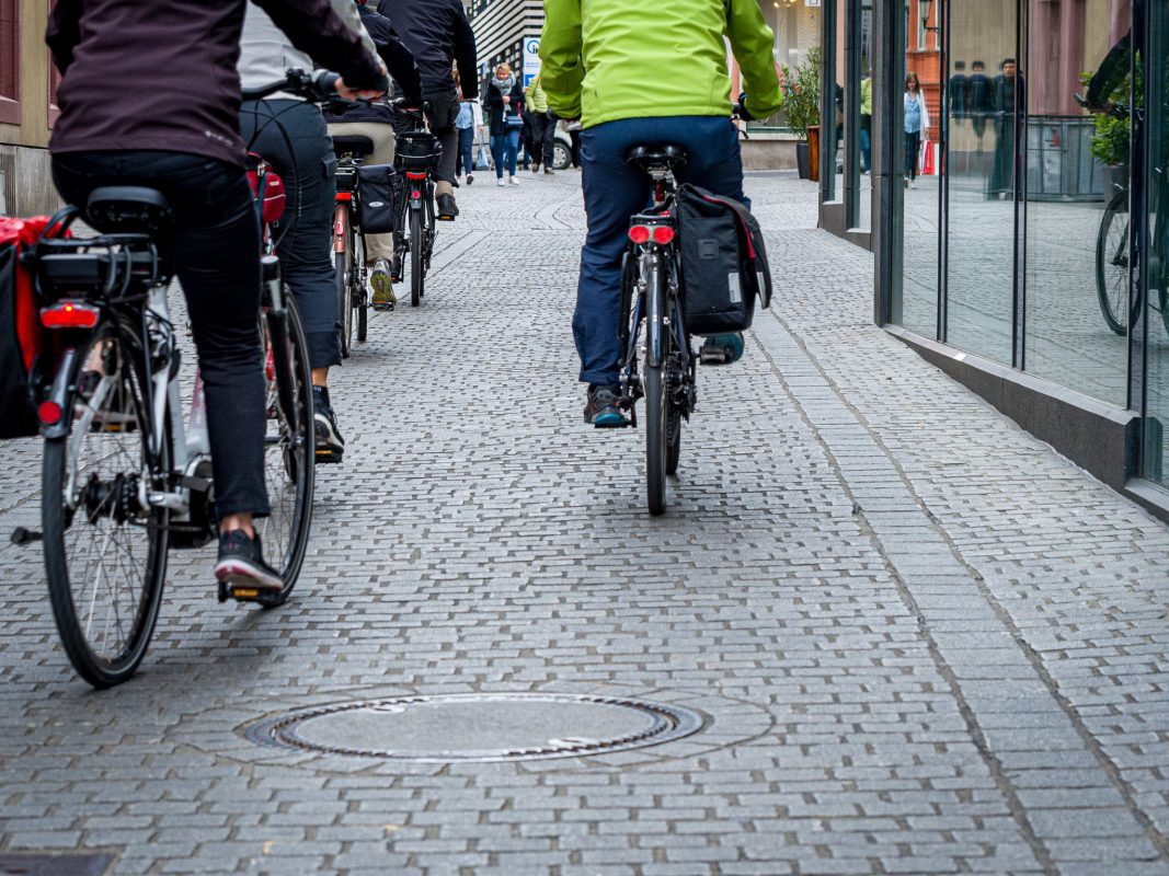 Symbolbild Fahrrad. Foto: Pascal Höfig