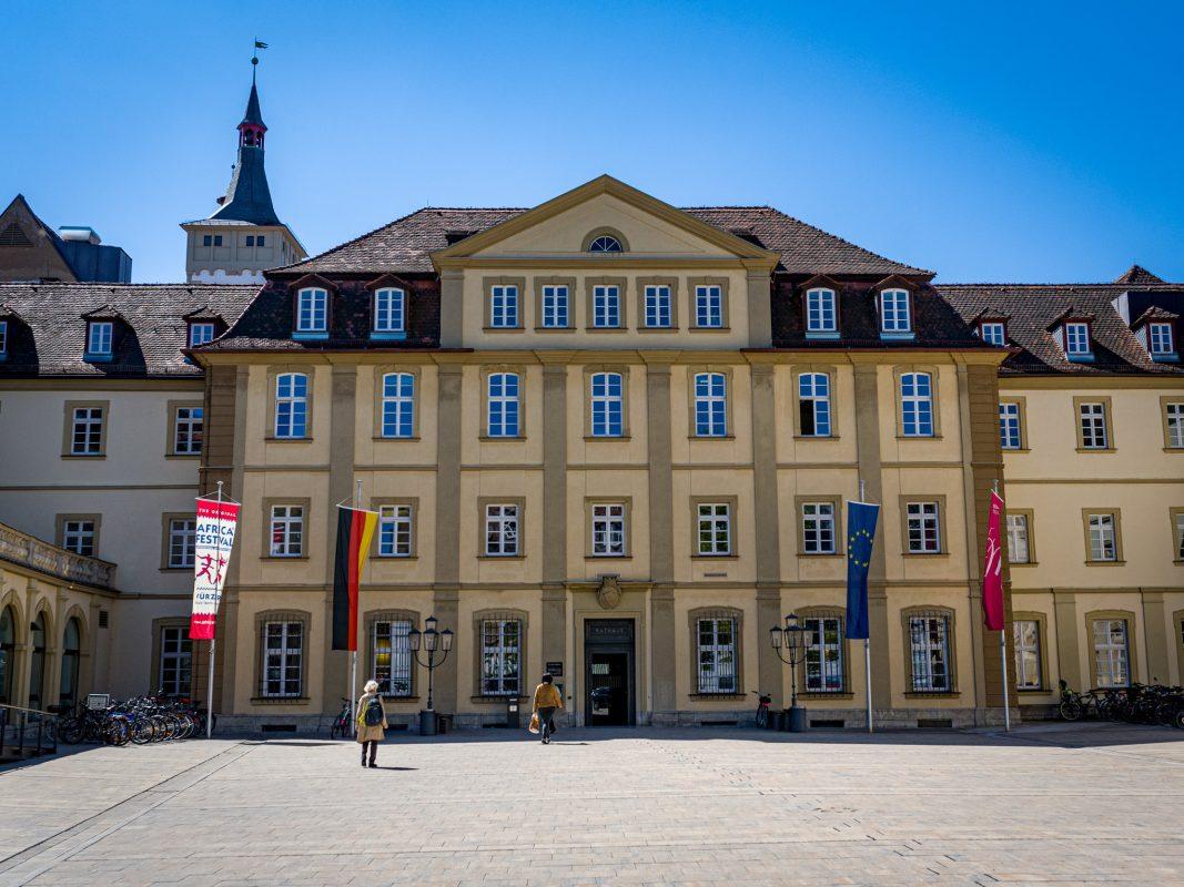 Das Würzburger Rathaus. Foto: Pascal Höfig