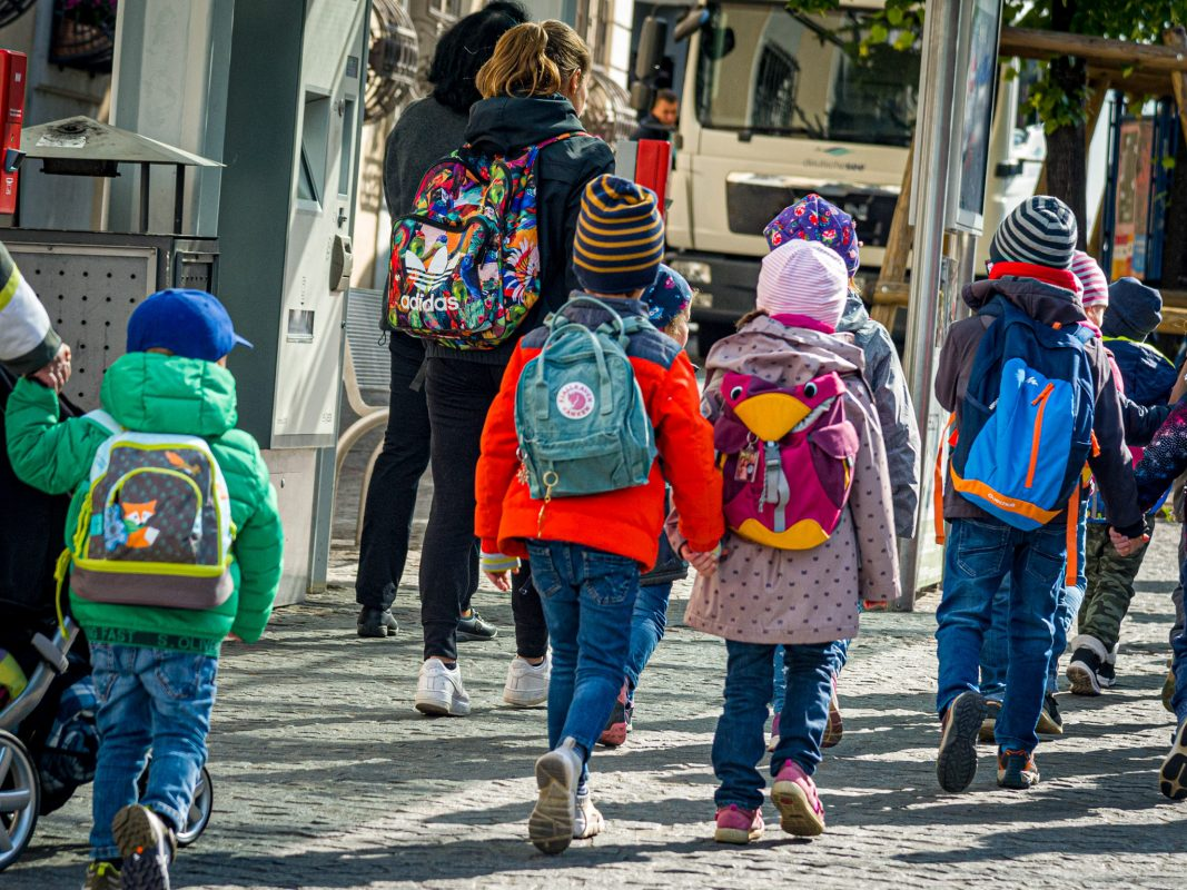 Symbolfotos Schulkinder. Foto: Pascal Höfig