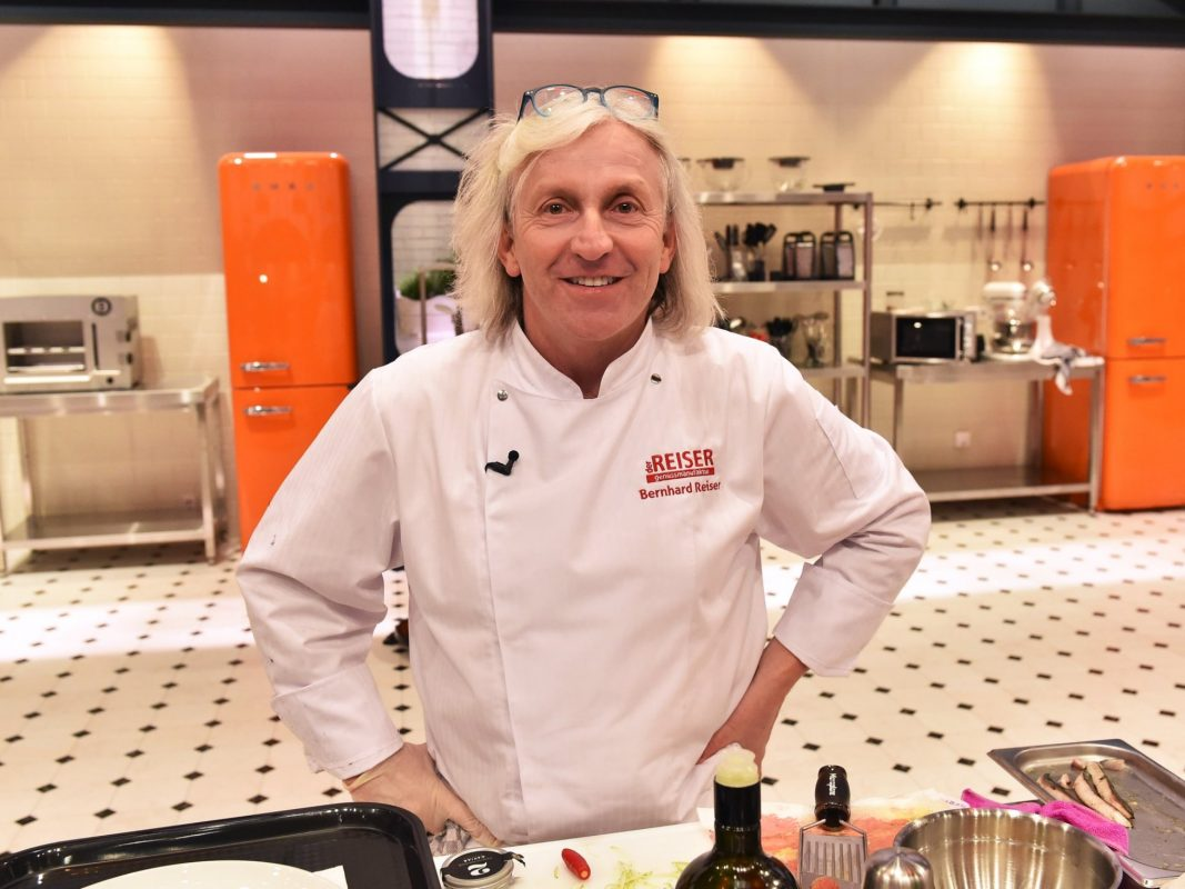 Top Chef Germany - Kandidat Bernhard Reiser. Foto: SAT.1/André Kowalski