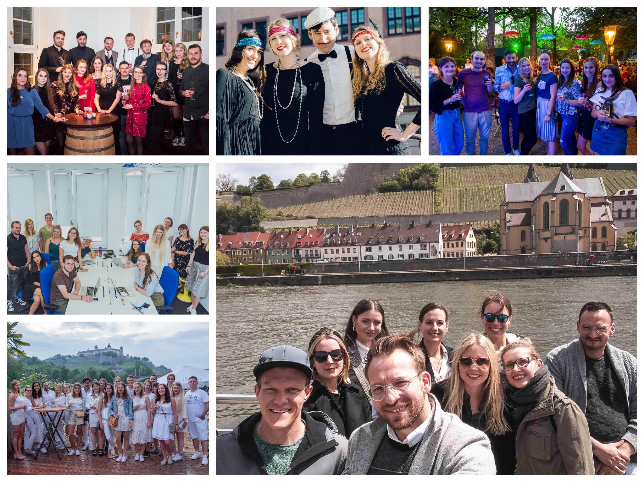 10 Jahre Würzburg erleben - Happy Birthday! Collage: Pascal Höfig