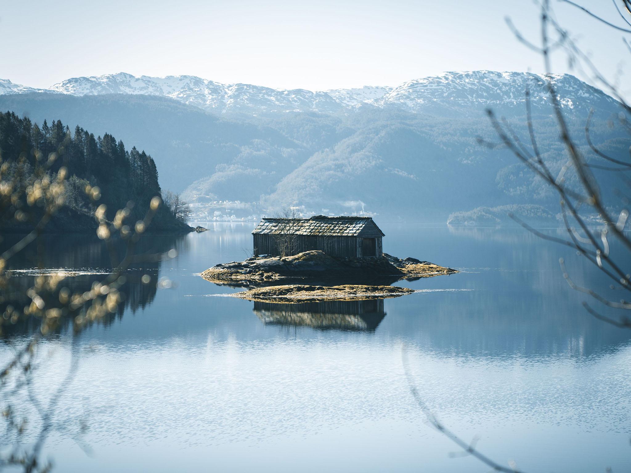 Skandinavien ist bekannt für seine atemberaubenden Landschaftsszenerien. Foto: Hupp Photography.