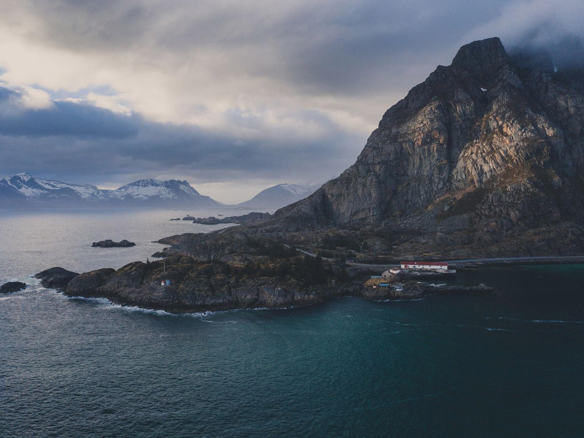 Die Berge Norwegens laden zu tollen Wanderrouten ein. Foto: Hupp Photography.
