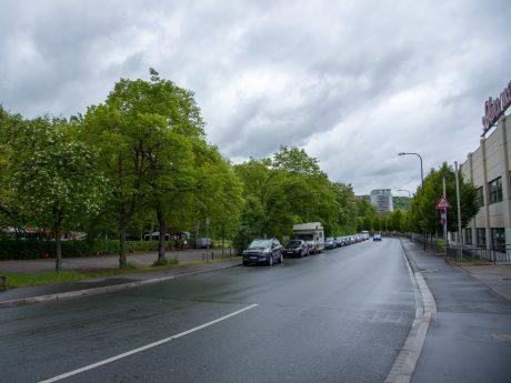 Minigolfplatz an der Stettiner Straße. Foto: Pascal Höfig
