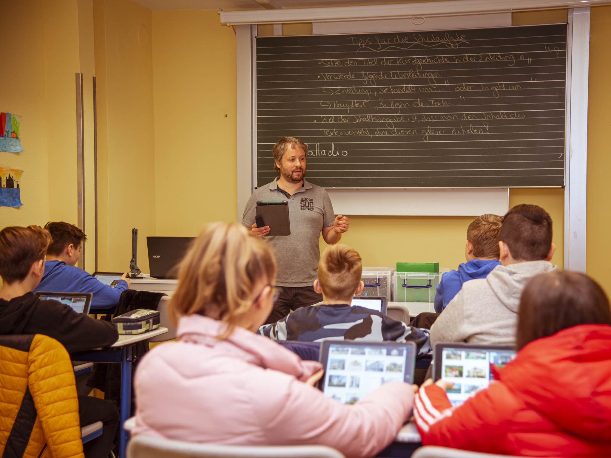 Einen festen Einschreibungstermin gibt es an der Privaten Wirtschaftsschule Müller nicht. Foto: Private Wirtschaftsschule Müller