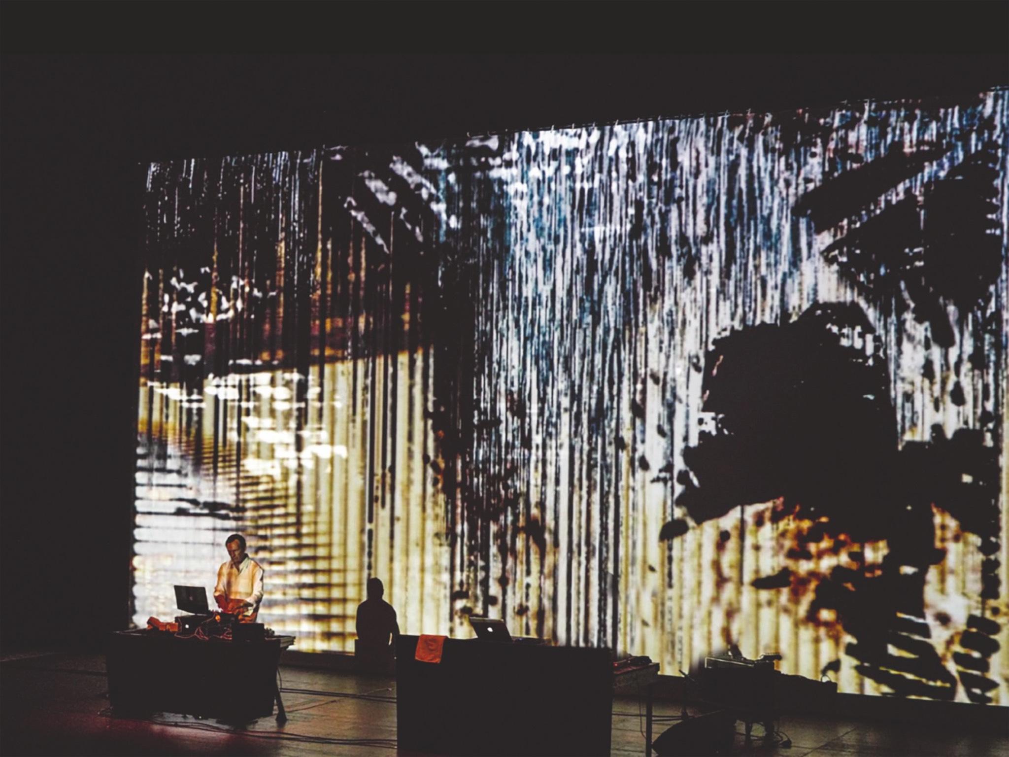 Installation des Künstlers Lillevan. Foto: Lillevan