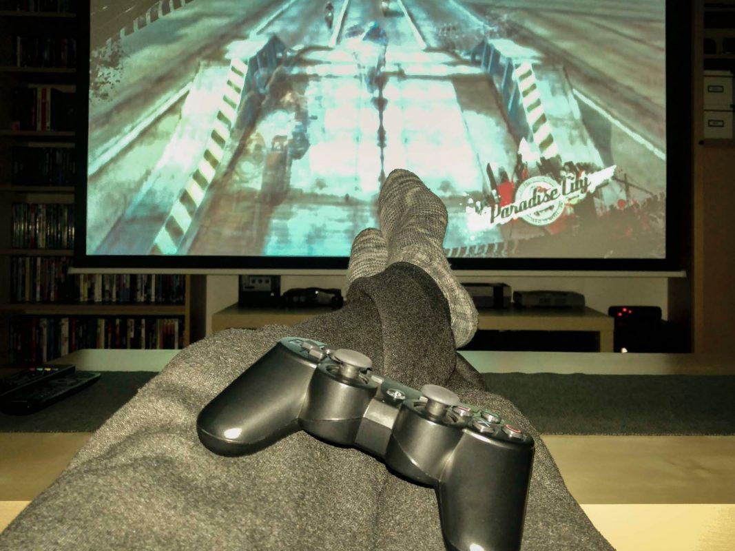 Symbolfoto Videospiel. Foto: Dominik Ziegler