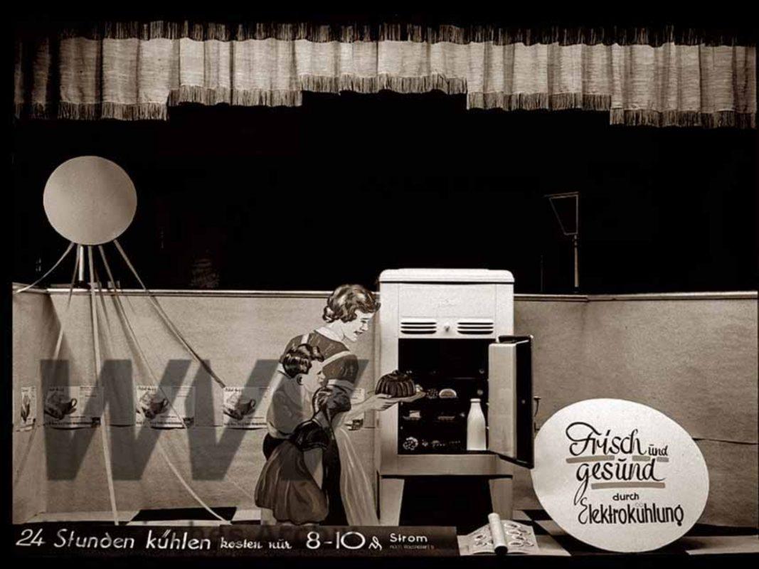 Werbung aus dem Jahr 1930. Foto: Historisches Archiv WVV