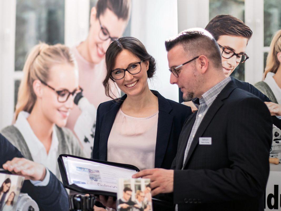 Vielfältige Jobbörse und interaktive Karriereplattform in Einem. Foto: Mattfeldt & Sänger Marketing und Messe AG.