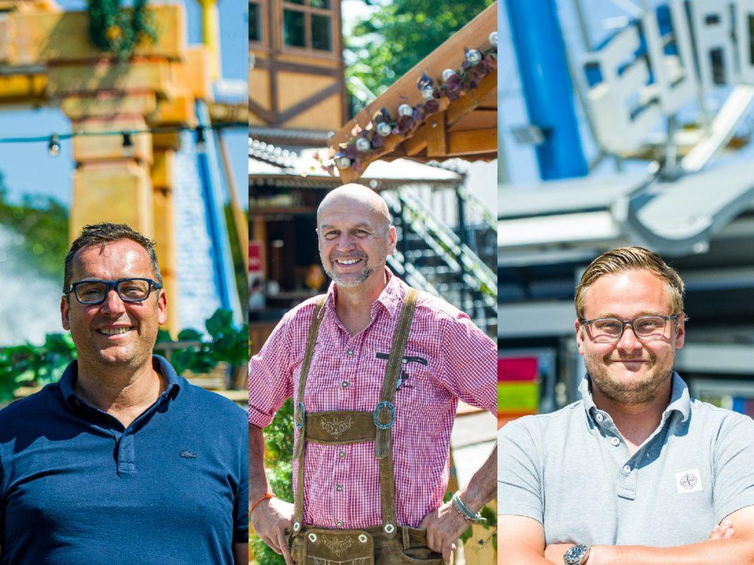 PPPPPPPPPPP KUNDEN  NICHT VERWENDEN Drei Kiliani-Schausteller im Interview. Foto: Pascal Höfig
