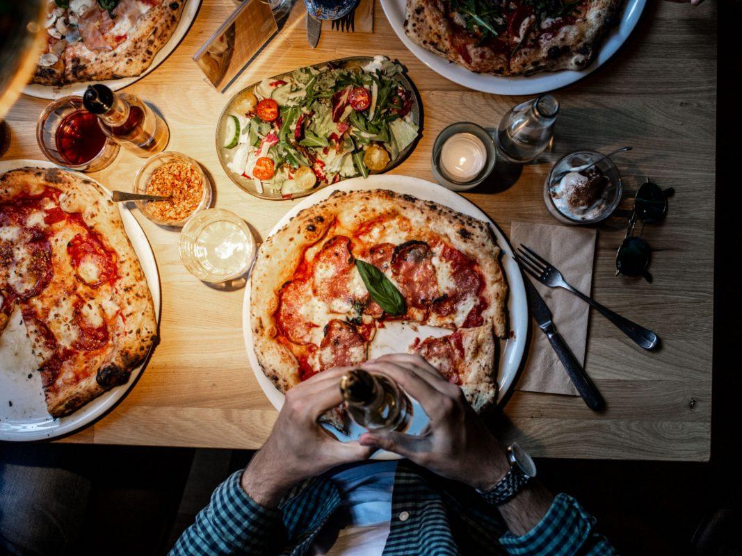 Leckeres Dinner beim MariaMaria genießen! Foto: MariaMaria Würzburg