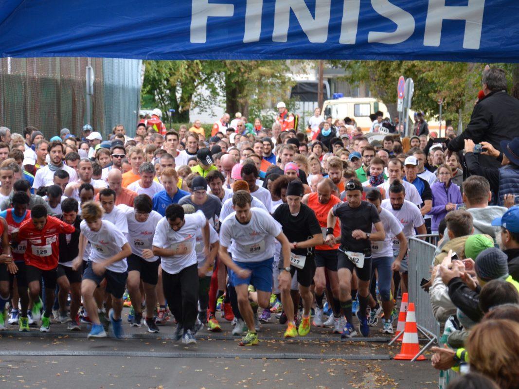 Run 4 Freedom&Tolerance diesmal am Hubland. Foto: Stadtjugendring Würzburg