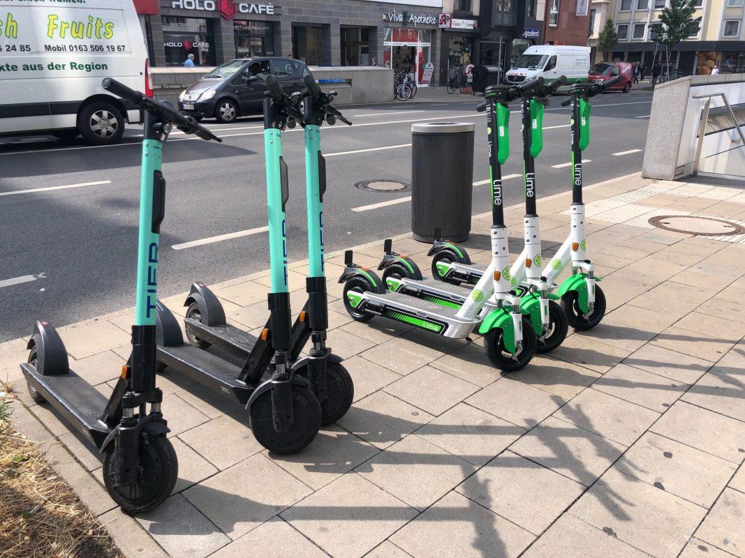 Symbolbild E-Scooter. Foto: Sarah Willer