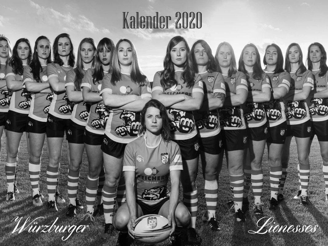 Rugby, Kalender, Damen