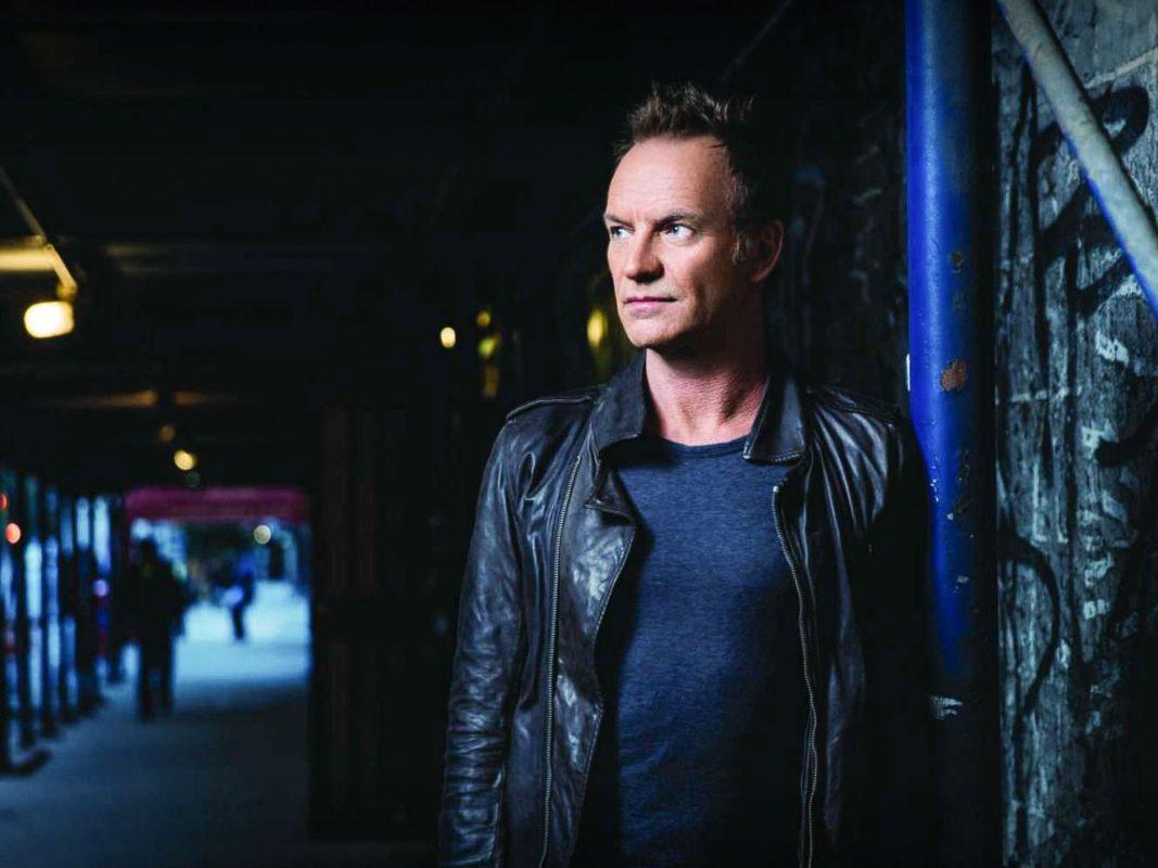 """Kommt """"Sting"""" nach Würzburg? Foto: Eric Ryan Anderson.Quelle: Pressebilder 2016 www.universal-music.de"""