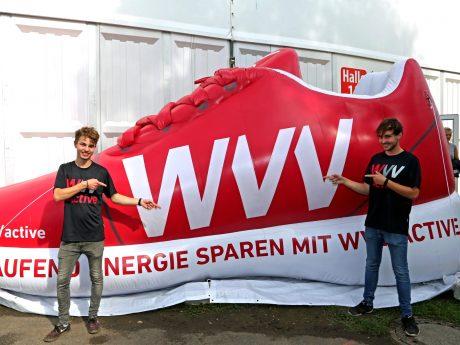 Die WVV sucht Aushilfen im Marketing! Foto: Britta Fink