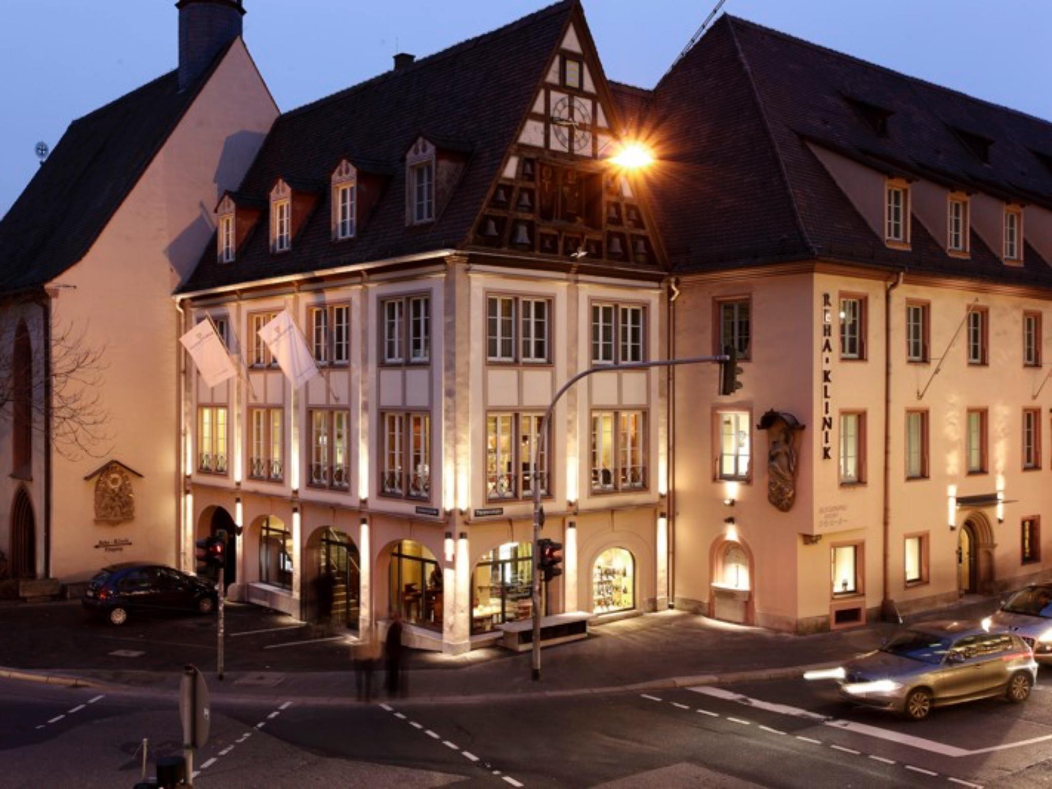 Hier befindet sich das Hockerle – Würzburgs erste Trinkstube. Foto: Bürgerspital Weingut
