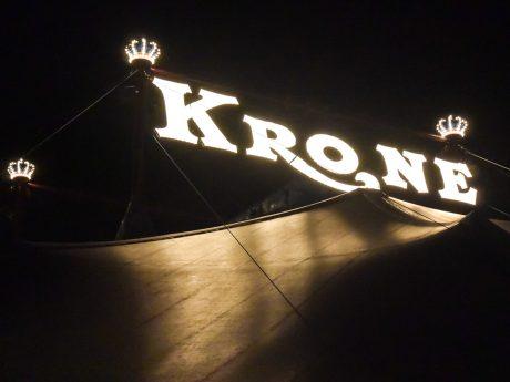 Circus Krone. Foto: Pascal Höfig