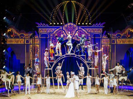 Mit etwas Glück zwei Tickets für eine Backstagetour mit anschließendem Zirkusbesuch im Circus Krone gewinnen! Foto: Circus Krone