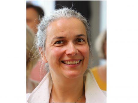 Dagmar Dewald, Kandidatin für die ÖDP Würzburg. Foto: Bernd Lorey