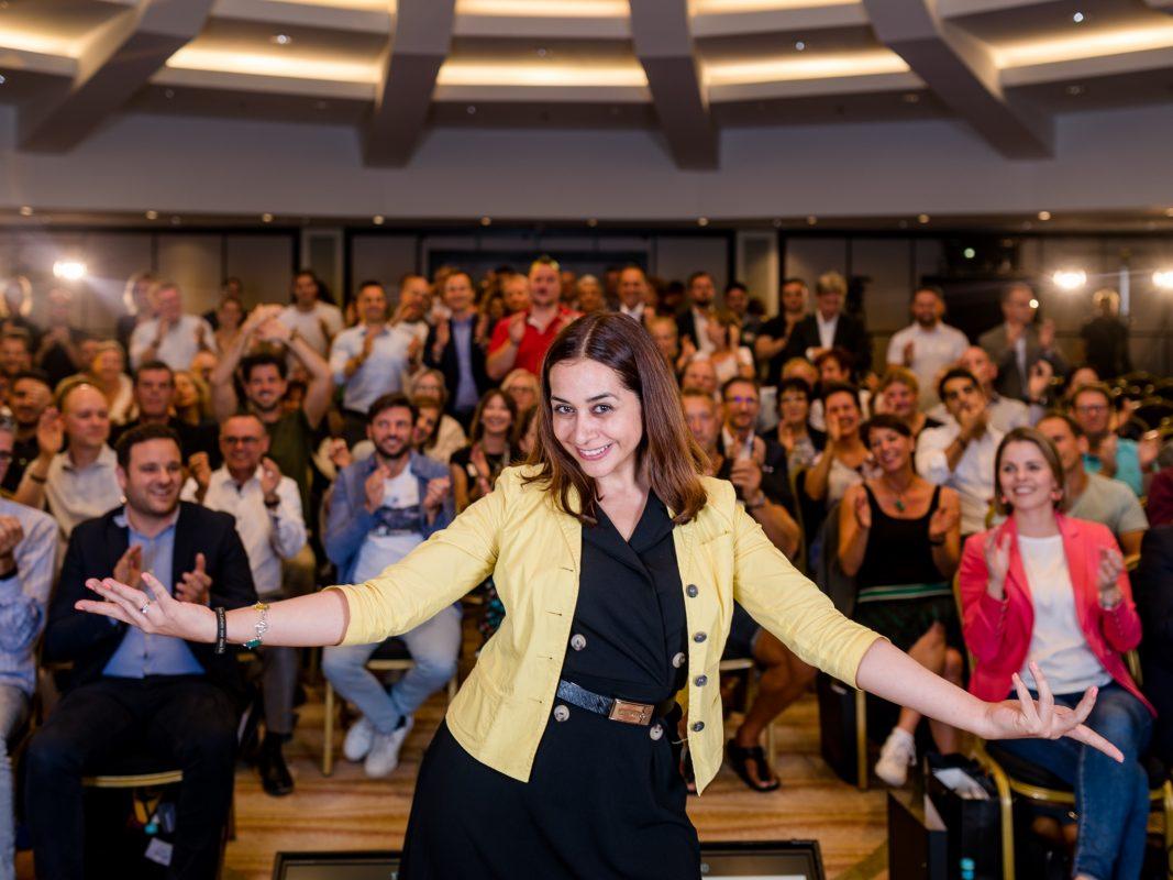 Dr. Maria Luisa Mariscal de Körner ist Top Speakerin und Business Coach. Foto: Dominik Pfau