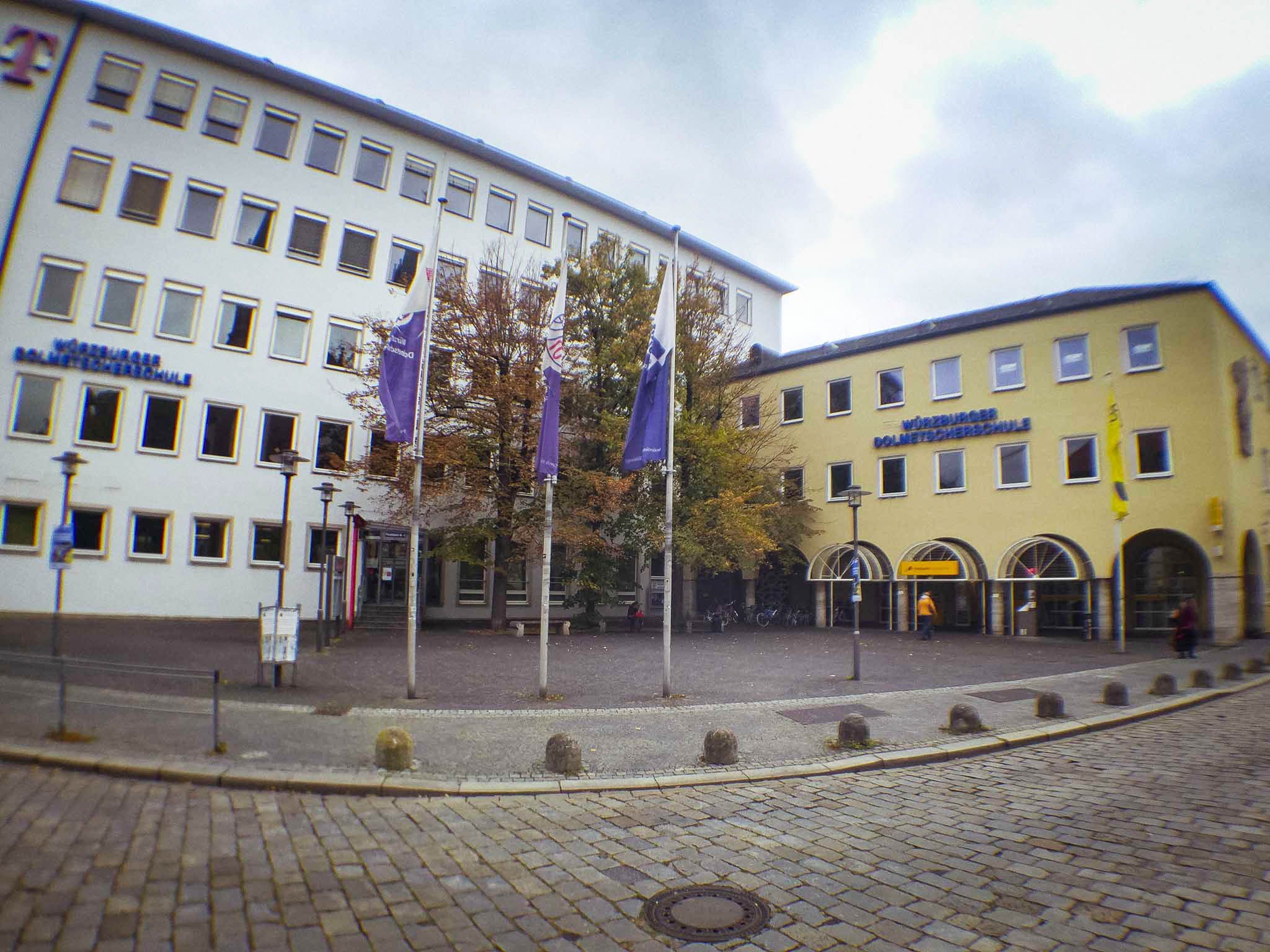 Gebäudeensemble am Paradeplatz. Foto: Dominik Ziegler