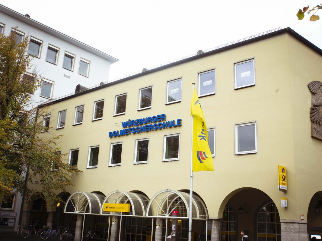 Der Paradeplatz in Würzburg. Foto: Dominik Ziegler