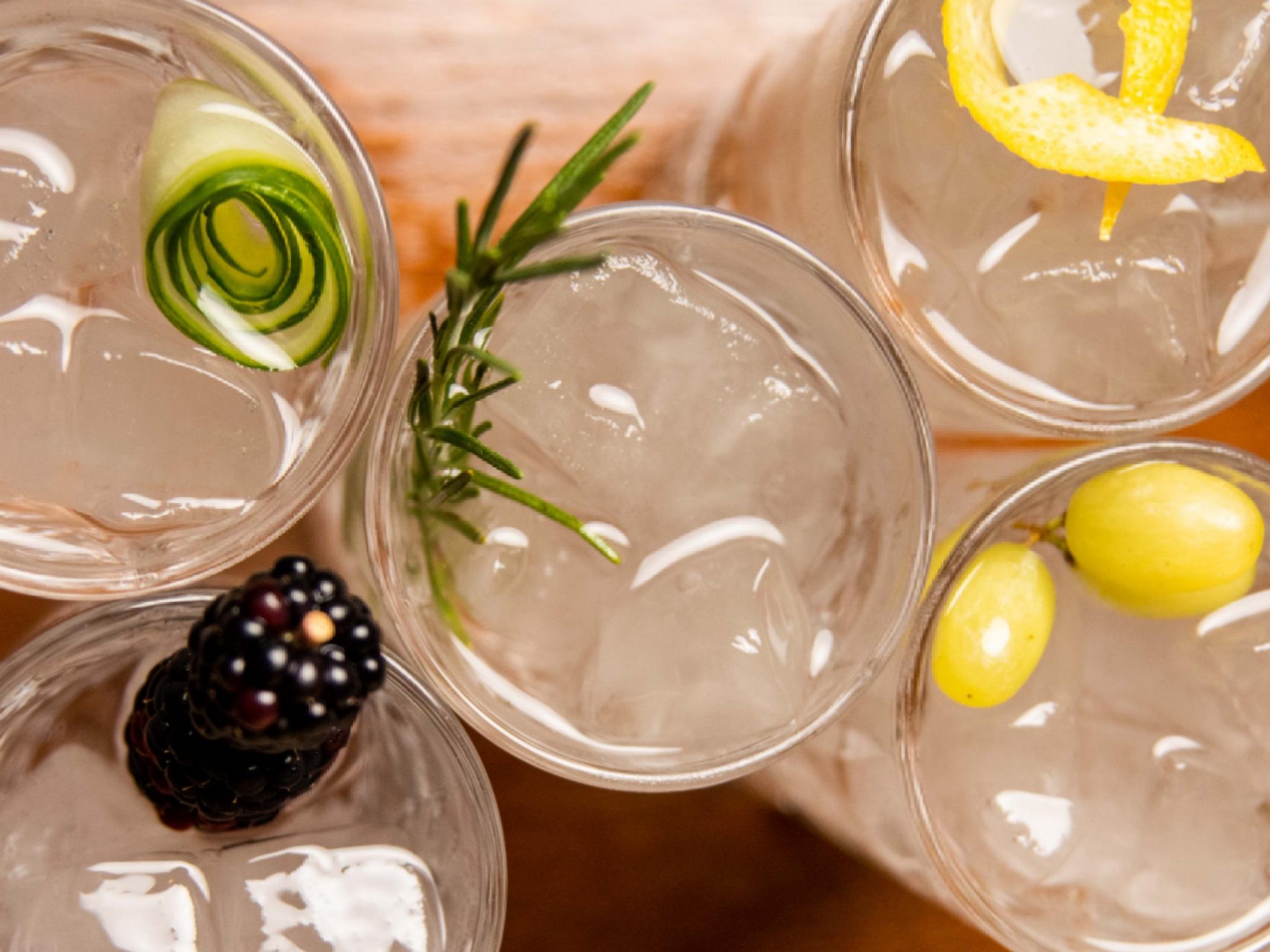 Lust auf Gin in der Beef 800 Bar? Foto: xtrakt media / Lukas Seufert