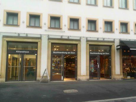 Schon bald schließt die Buchhandlung am Dom. Foto: Jessica Hänse